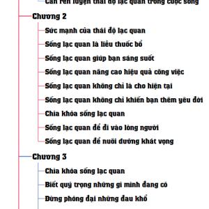 Download Chìa Khóa Sống Lạc Quan pdf