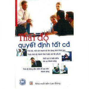 Thái Độ Quyết Định Tất Cả Ebook